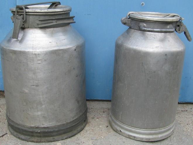 Алюминиевая посуда для алкоголя