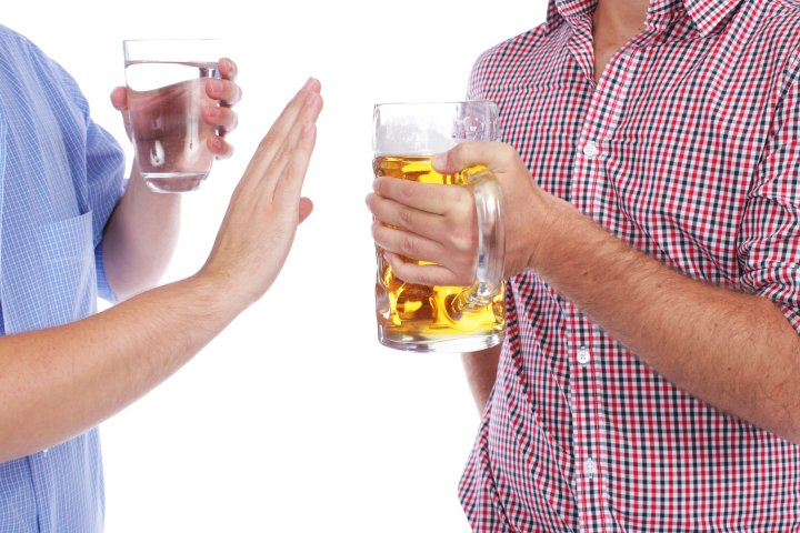 Правила выведения алкоголя из организма