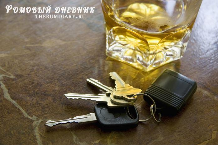 Водительский алкогольный калькулятор
