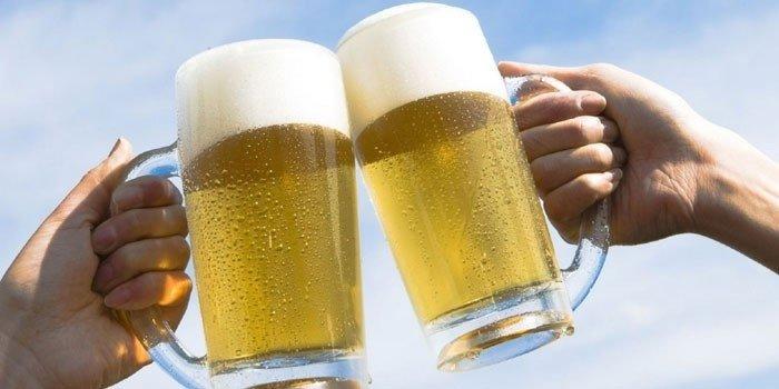 Польза и вред пива для мужчин