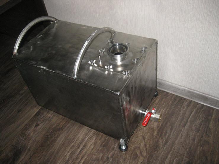 Домашний самогонный аппарат