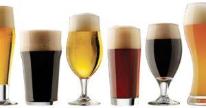 Отличия на вкус темного и светлого пива