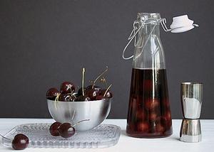 Рецепты наливки из вишни в домашних условиях