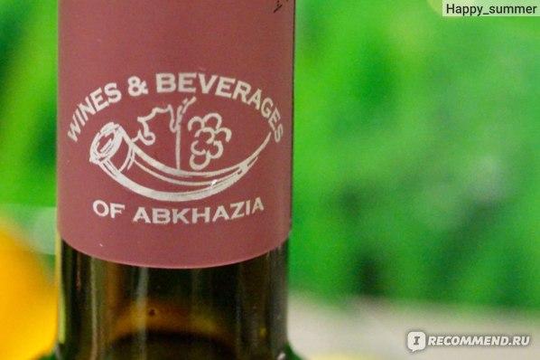 Названия и описания вина Абхазии