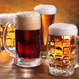 Отличие фильтрованного пива от не фильтрованного