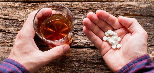 Можно ли совмещать Аспирин с алкоголем