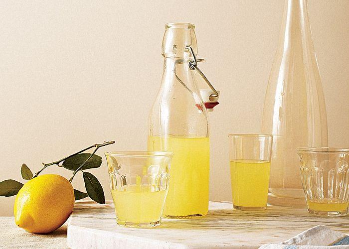 Делаем настойку на лимоне