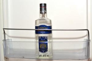 Срок годности и правила хранения водки