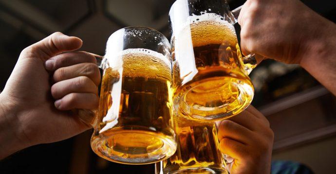 Если появился понос после алкоголя