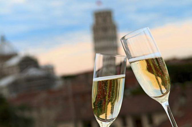 Все характеристики шампанского