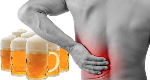 Алкоголь и болезни почек