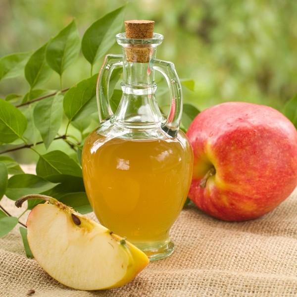 Как сделать яблочный уксус