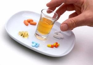 Алкоголь при приеме антибиотиков
