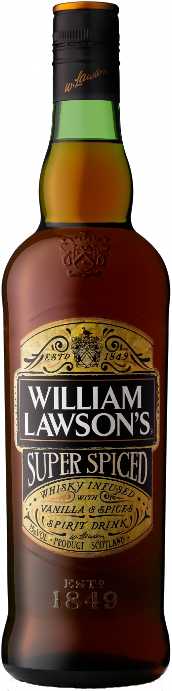 Обзор виски William Lawsons Super Spiced