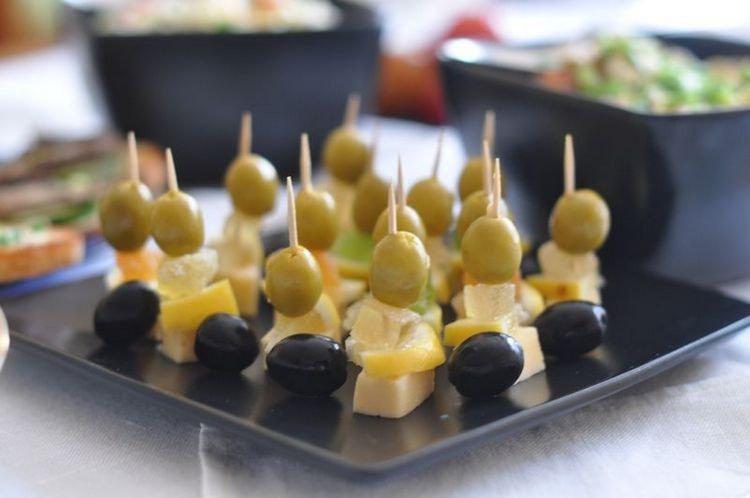 популярный закуска к шампанскому рецепты с фото ольха отличается
